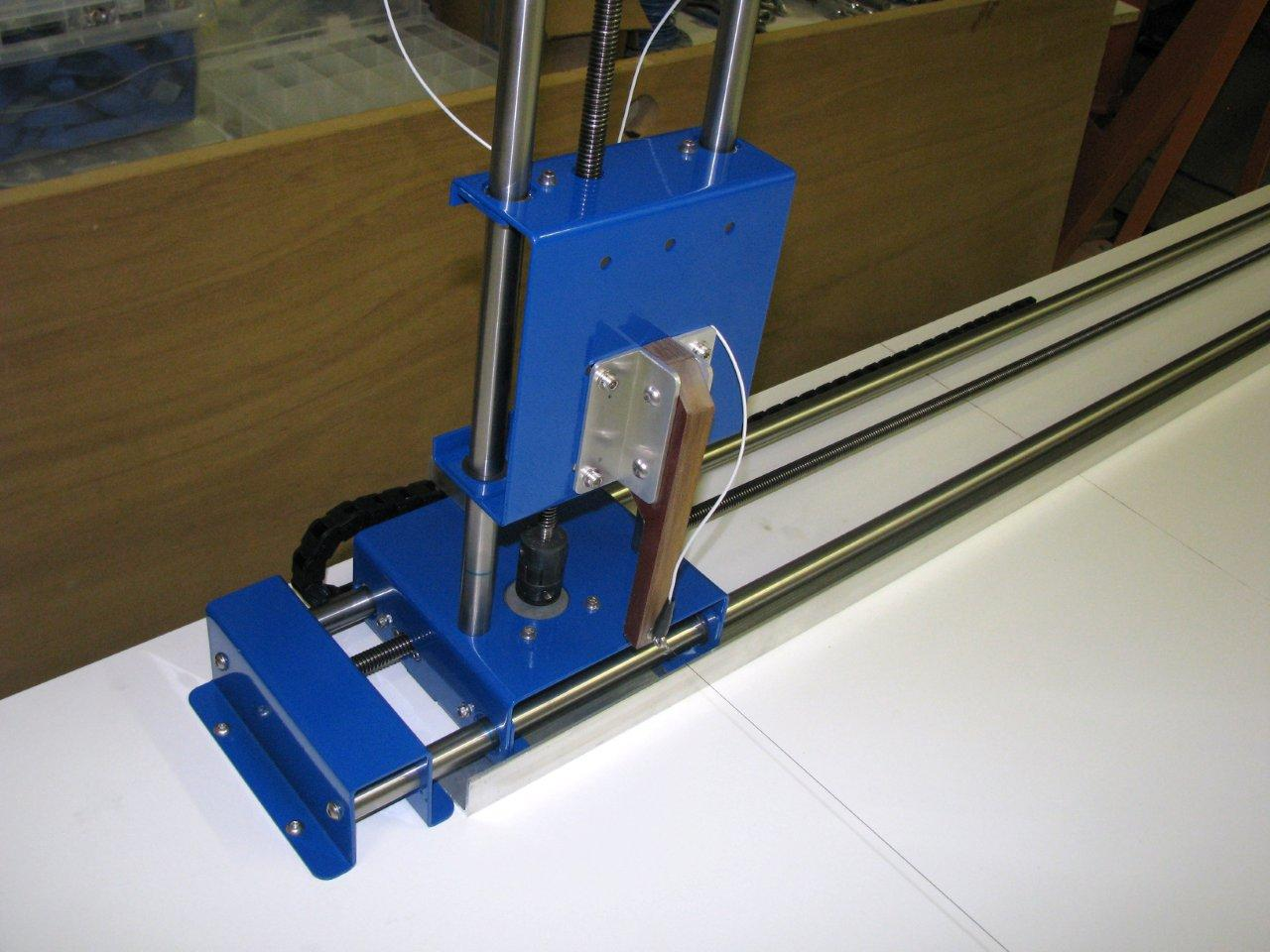 foam cutter A hot-wire foam cutter is a tool used to cut polystyrene foam and similar materials  the device consists of a thin, taut metal wire, often made of nichrome or.